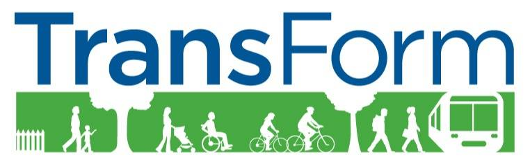 Logo of TransForm (formerly Transportation and Land Use Coalition, TALC)