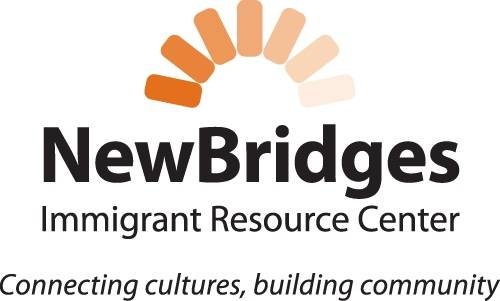 Logo of NewBridges Immigrant Resource Center