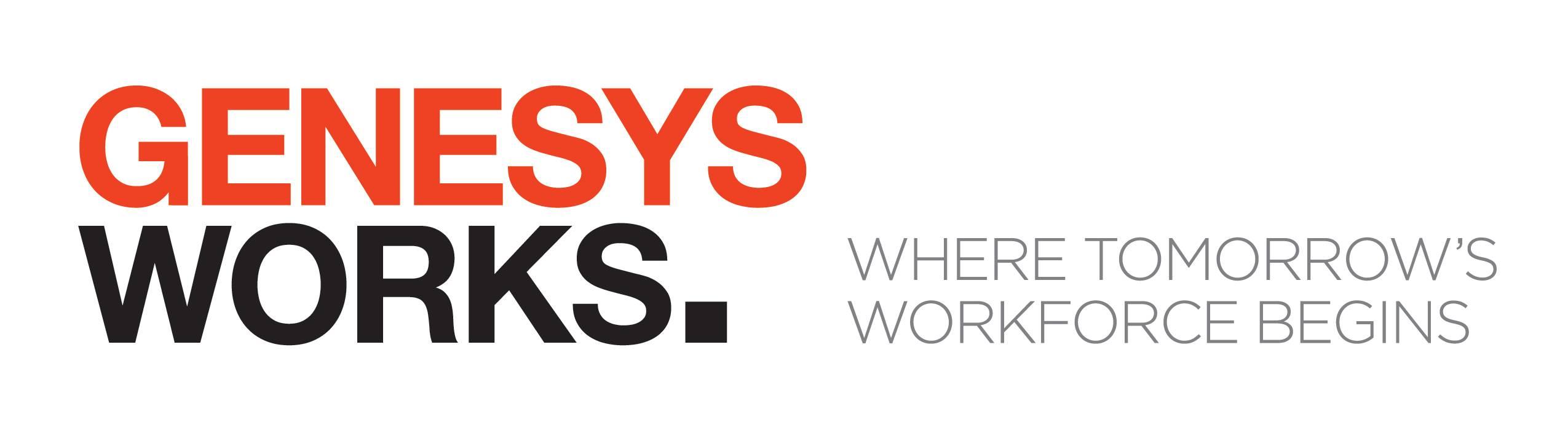 Logo of Genesys Works