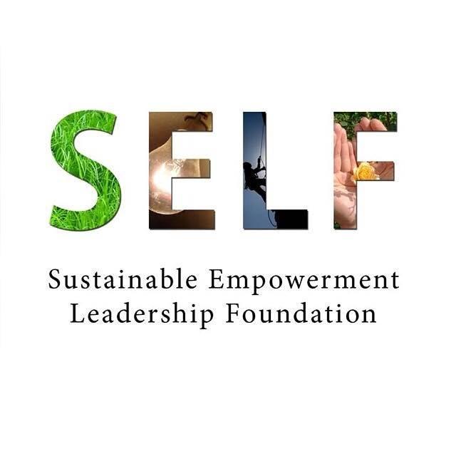 Logo of SELF: Sustainable Empowerment Leadership Foundation