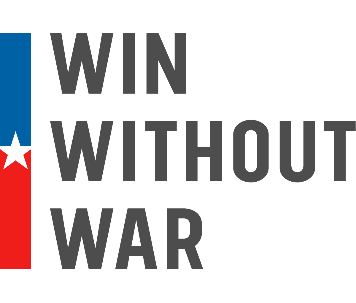 Logo of Win Without War