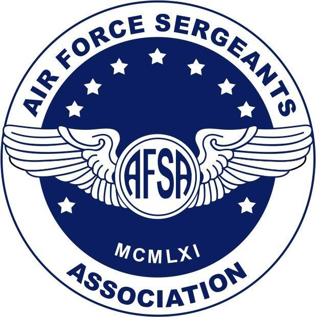 Logo de Air Force Sergeants Association (AFSA)
