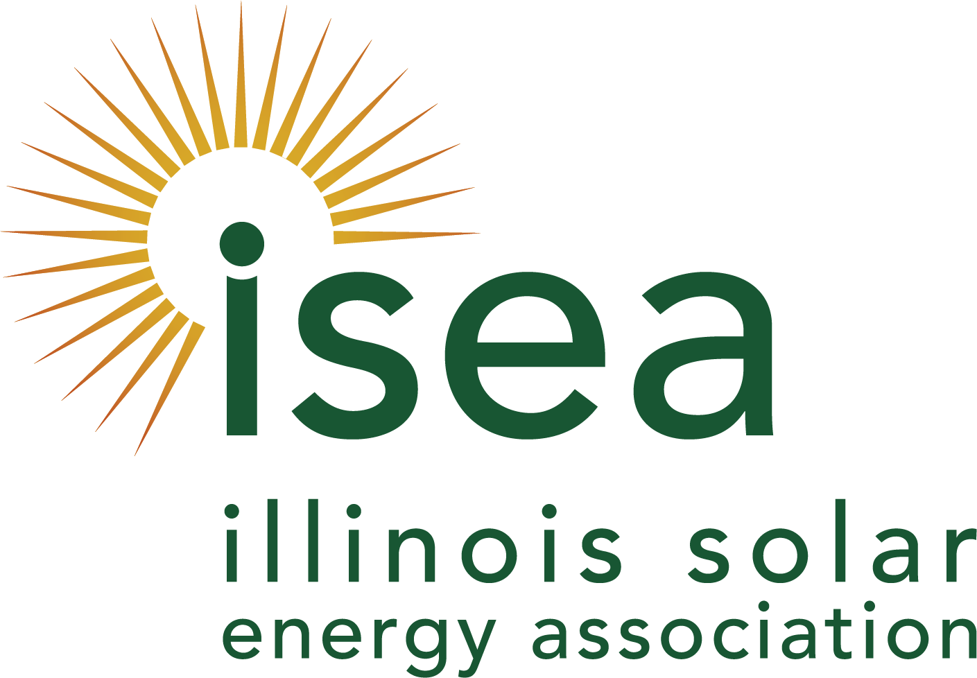 Logo of Illinois Solar Energy Association