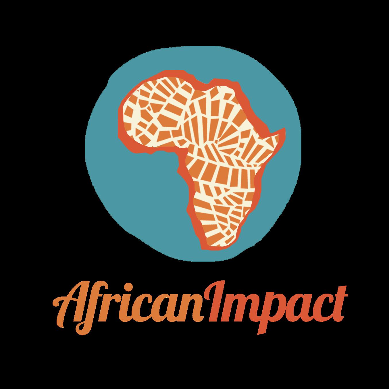 Logo of African Impact