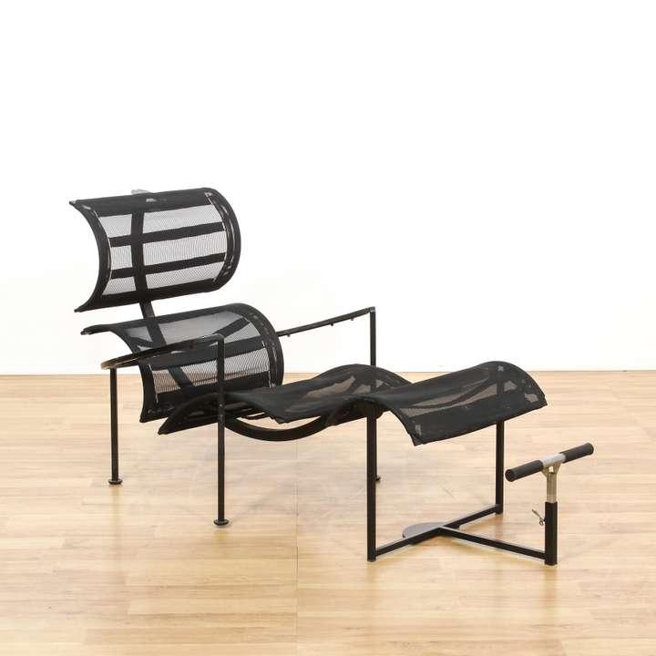 Pair Of Metal Quot Brown Jordan Quot Outdoor Patio Chairs