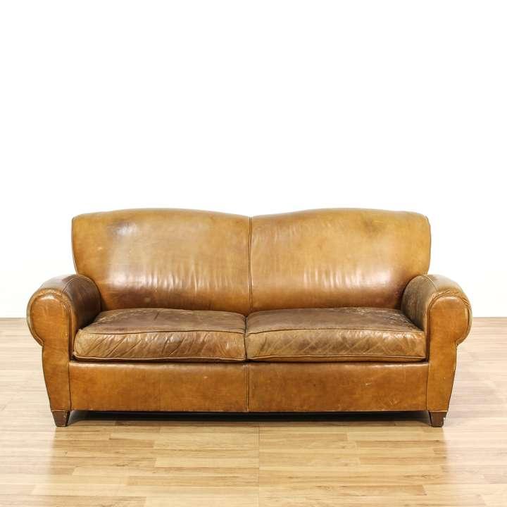 Floral upholstered sleeper sofa bed loveseat vintage for Sofa bed los angeles
