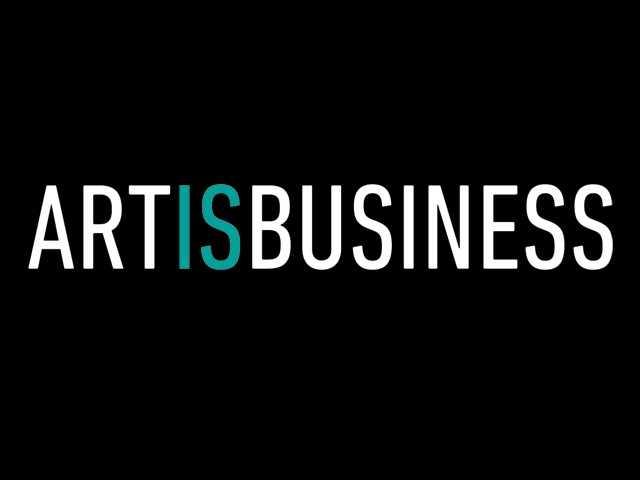 Art Is Business