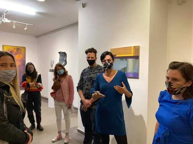 Interaktív tárlatvezetés a Budapest Art Week keretein belül