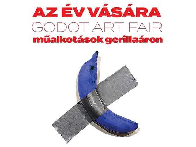 Az év vására - Godot Art Fair