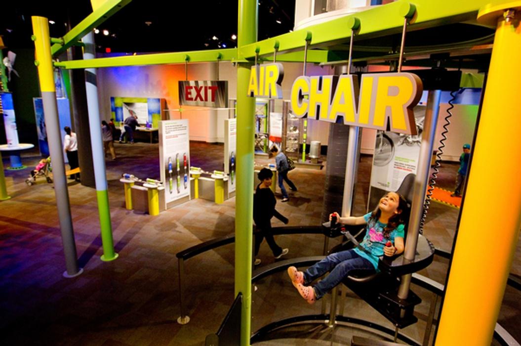 Cool Stuff Air Chair