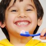 Little Boy Brusing Teeth 300 X 500