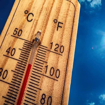 Hottest Days Inset