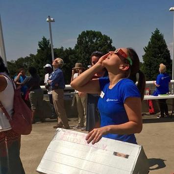 Robyn Solar Eclipse