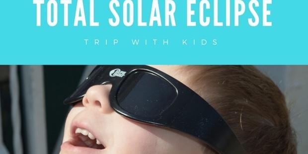 Total Solar Eclipse Playful Parents