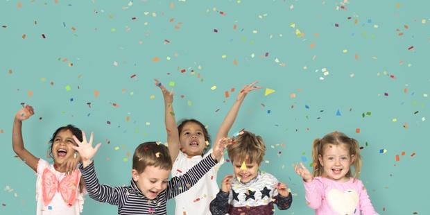 Celebrating Kids