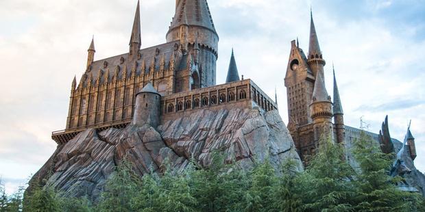 Hogwarts Card