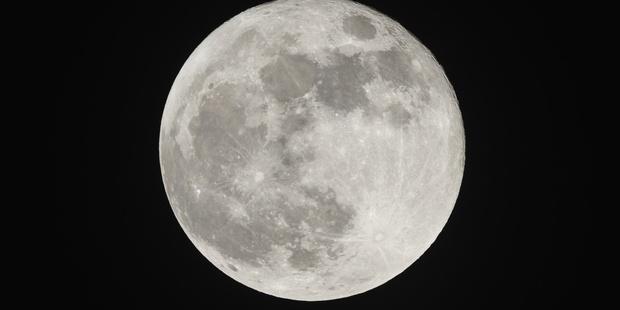 Moon Beyond