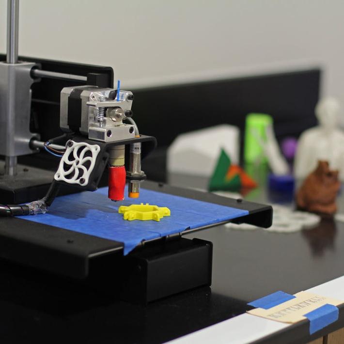 3D Printer Inset