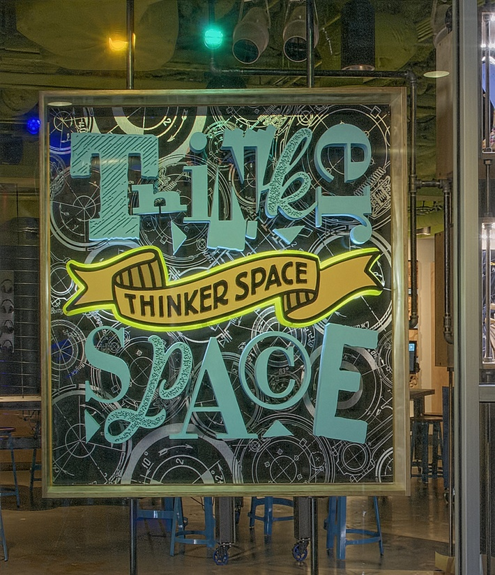 Thinker Space 3