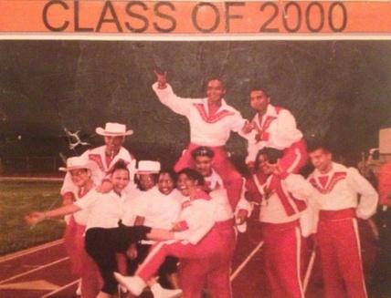 Class of 2000 Longhorn Band!