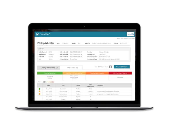 Tox Advisor Platform