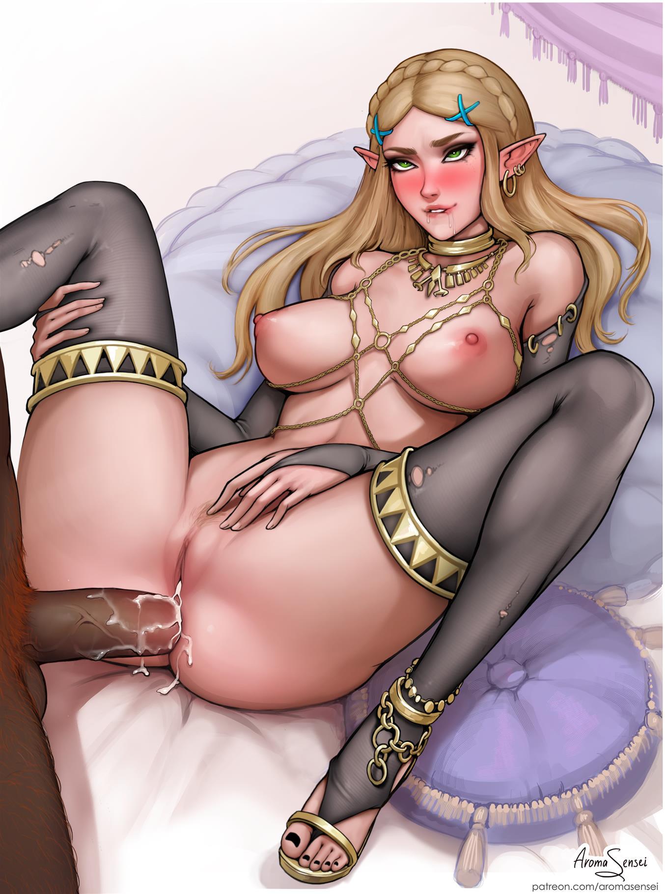 Zelda e Ganon