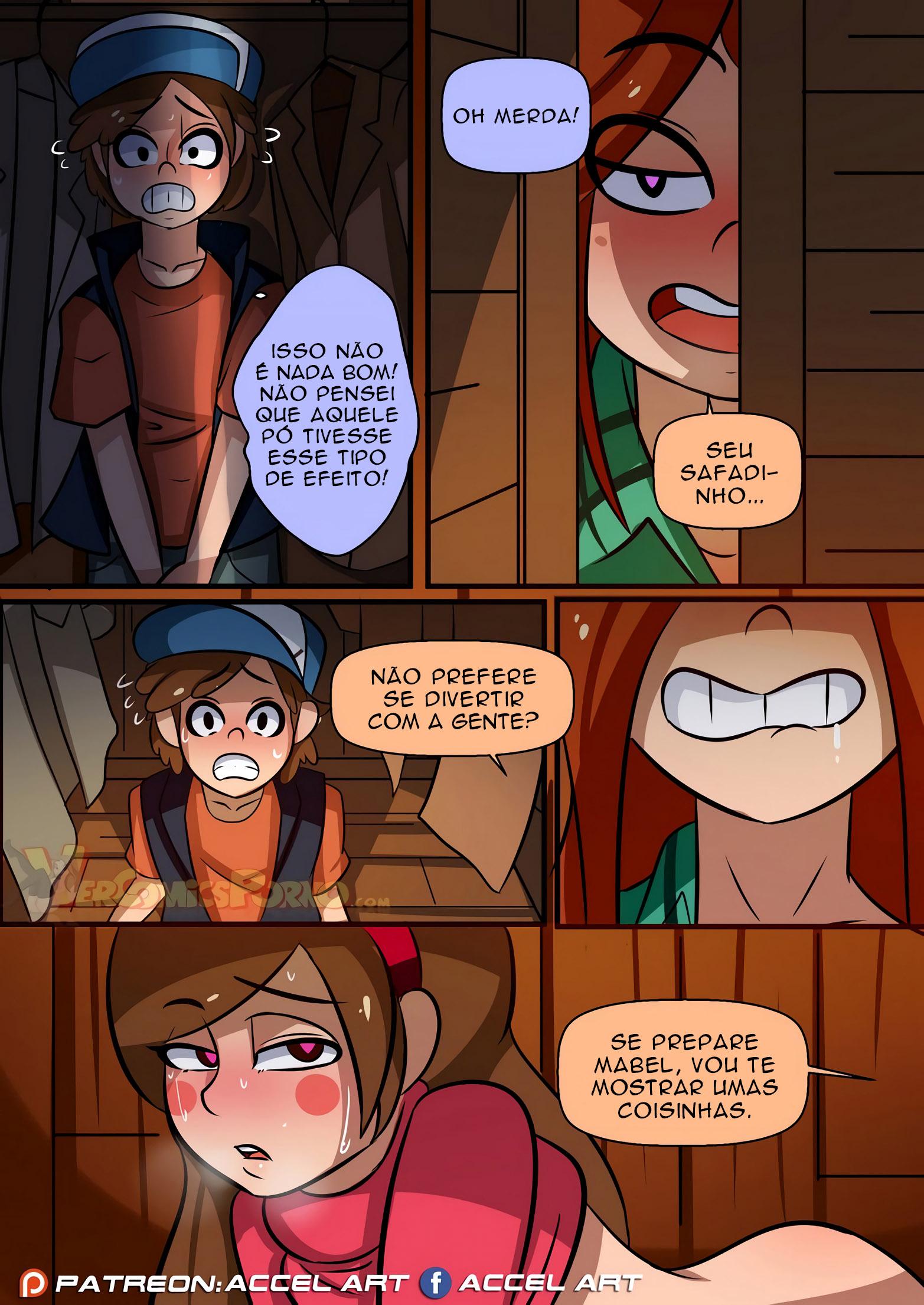 Lições sexuais da Wendy