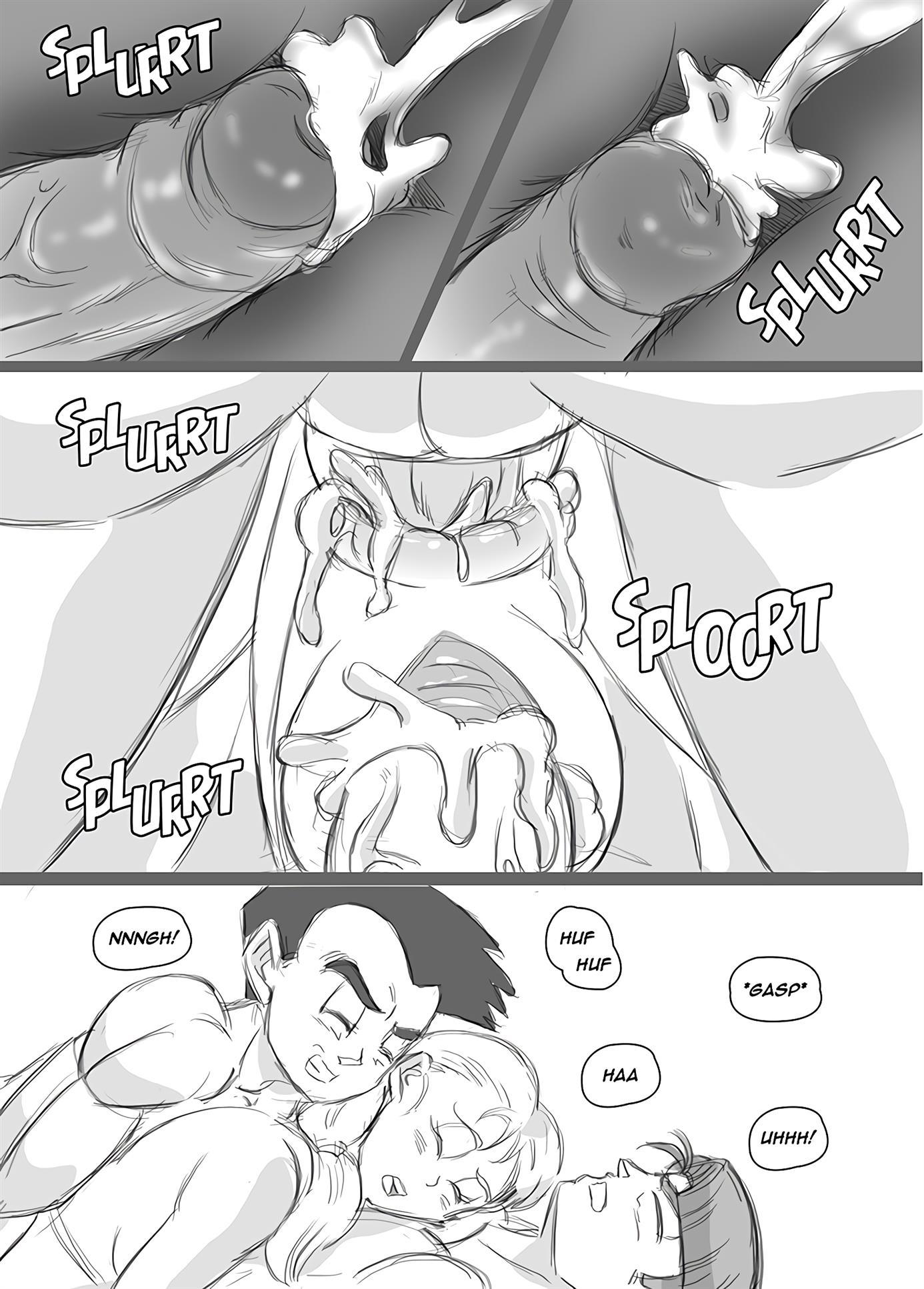 O menage com Marron