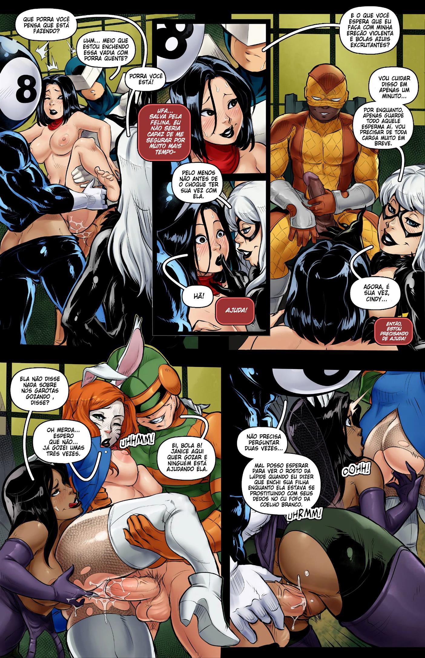 Silk a agente infiltrada