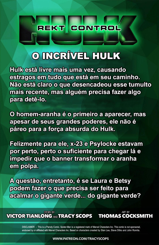 Hulk fora de controle 2