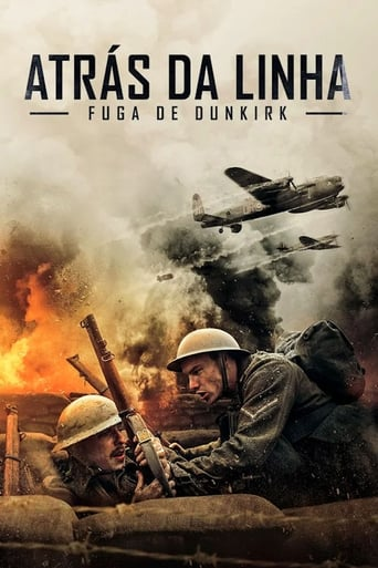 Atrás da Linha: Fuga para Dunkirk Torrent (2020) Dublado / Dual Áudio WEB-DL 720p | 1080p FULL HD – Download