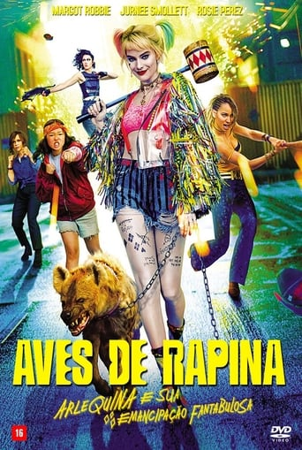 Arlequina em Aves de Rapina Torrent (2020) Dublado / Dual Áudio WEB-DL 720p | 1080p | 4K 2160p − Download