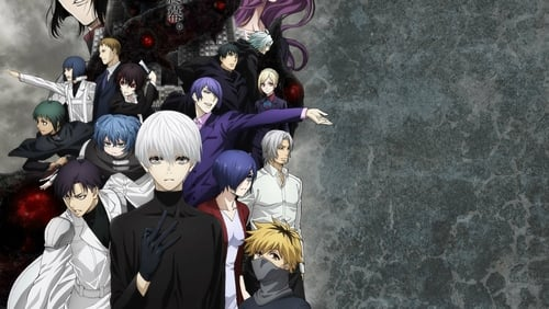 Tokyo Ghoul:re Completo Torrent (2018)
