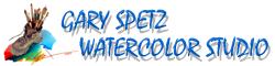 Gary Spetz Watercolor Studio
