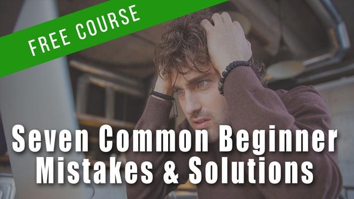 Mas90otnsoyvisgtvozo seven common beginner mistakes