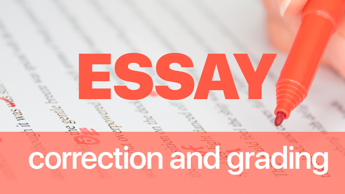 Dissertation correction service