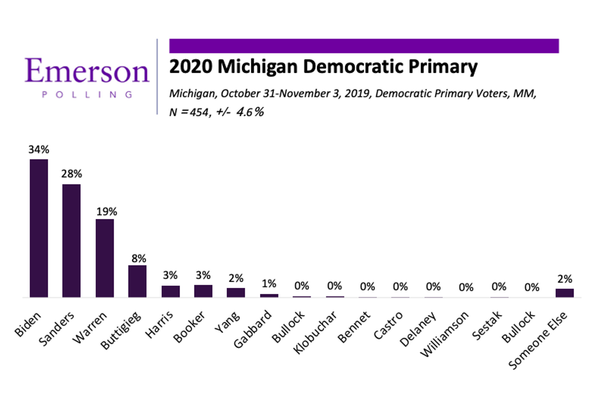 Michigan 2020: Democrats Aim to Take Back the State; Flint Water Crisis Still at Issue