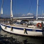 Hallberg rassy , Sailboat