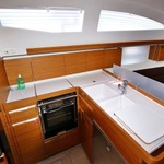 Elan Impression 40 BT, Sailboat