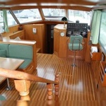 President Edership  Symbol 44, Motorbåd