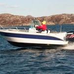 Kaasbøll 605, Powerboat