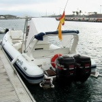 NUOVA JOLLY KING EXTREME 820, Powerboat