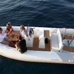zodiac, Powerboat