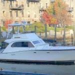 Post Marine (Sportfish), Powerboat
