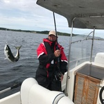 Nordsjø 640 w , Powerboat