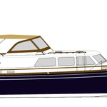 Little Harbor 60 Custom MY, Powerboat