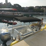 Robinson 23, Powerboat