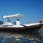 Zar Formenti 47, Powerboat