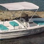 ESTABLE 415 CONSOLA, Powerboat