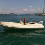 Scanner Envy 710, Powerboat